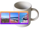 MUG 3 PHOTOS PELLICULE